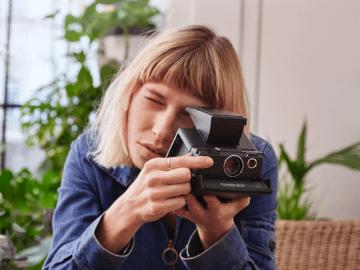 Actie bij Polaroid: 10% korting op een instant printer