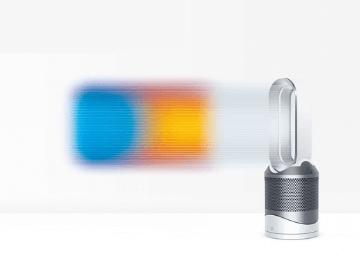 Dyson promo: krijg €50 korting op luchtreinigers en ventilatoren