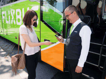 Goedkope busreizen naar meer dan 2.500 Europese bestemmingen vanaf €5 bij Flixbus