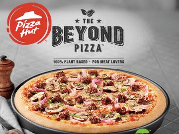Kortingscode Pizza Hut: bespaar €5 op take out