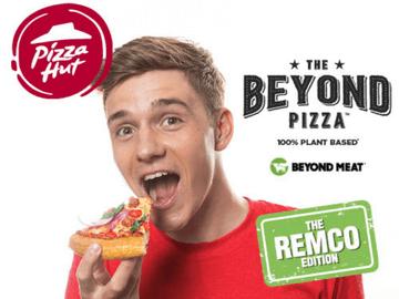 Pizza Hut kortingscode: bespaar nu €5 op jouw pizza